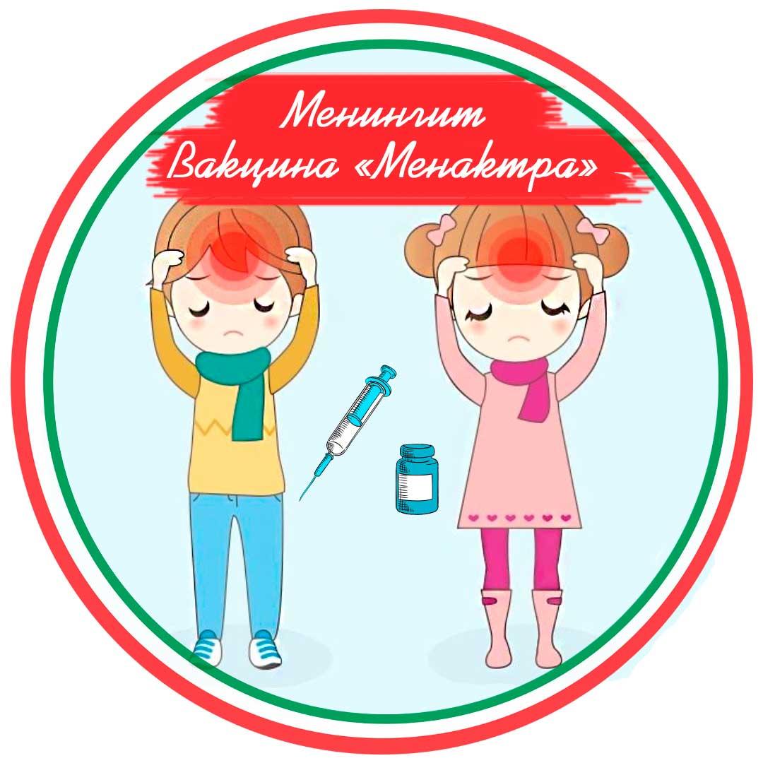 Прививка  от менингита детям и взрослым