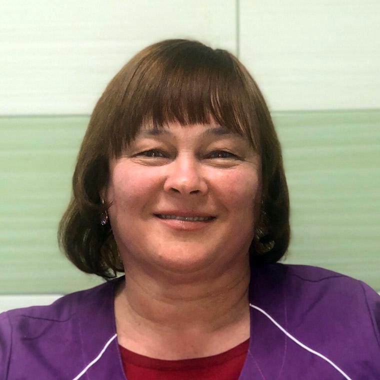Боечко Оксана Васильевна