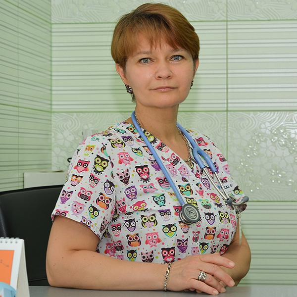 Цепкова Светлана Владимировна