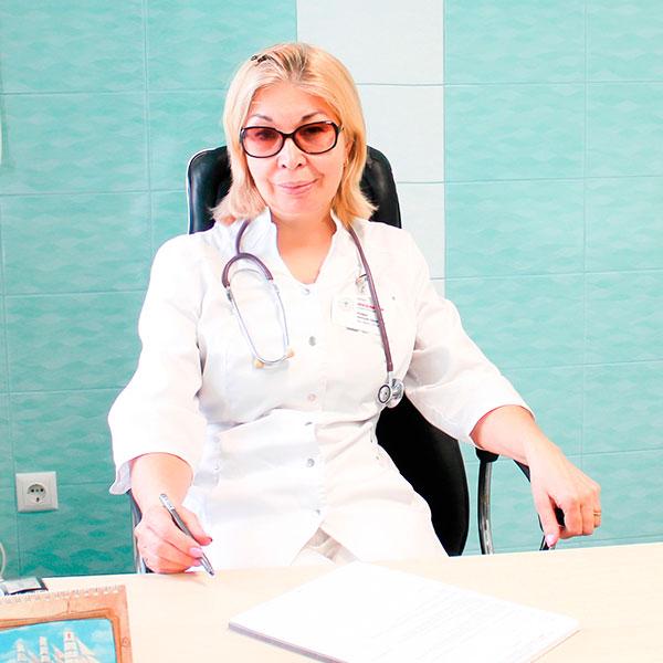 Рекина Светлана Николаевна (стаж 36 лет)