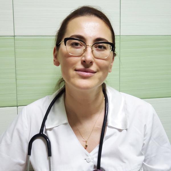 Нестерова Лилия Ривовна (стаж 20 лет)