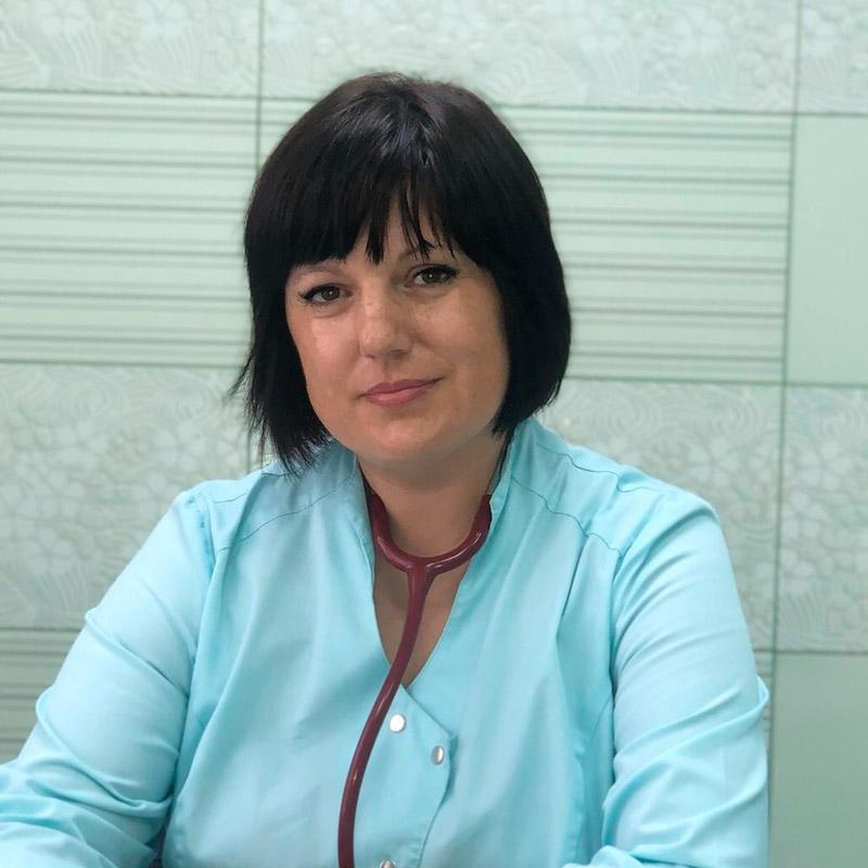 Чуриканова Елена Игоревна (стаж 21 год)