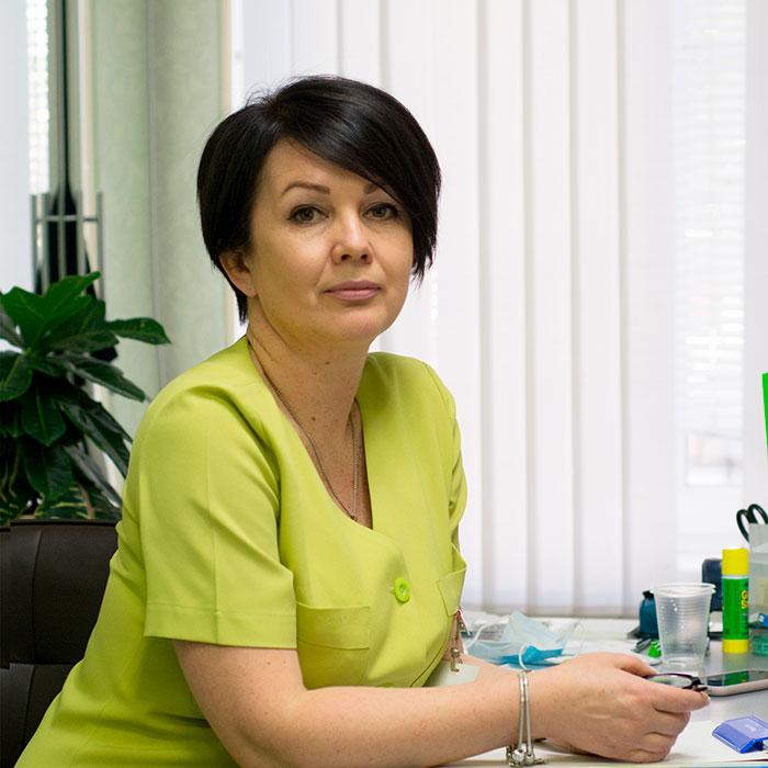 Глушакова Наталья Анатольевна