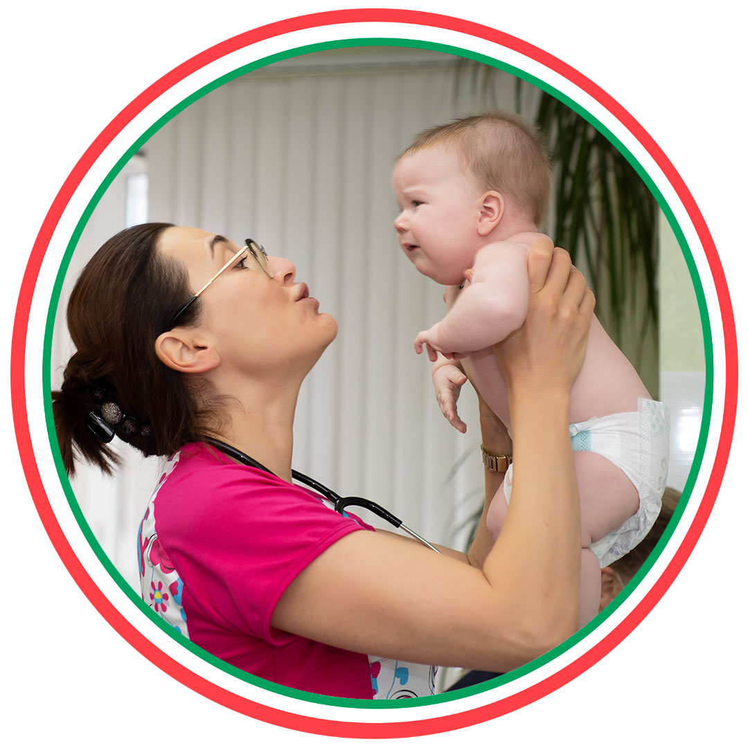 Уход за ребёнком 1-го месяца жизни?