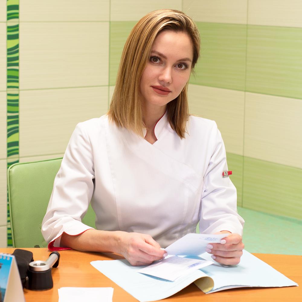 Левашова Ольга Сергеевна
