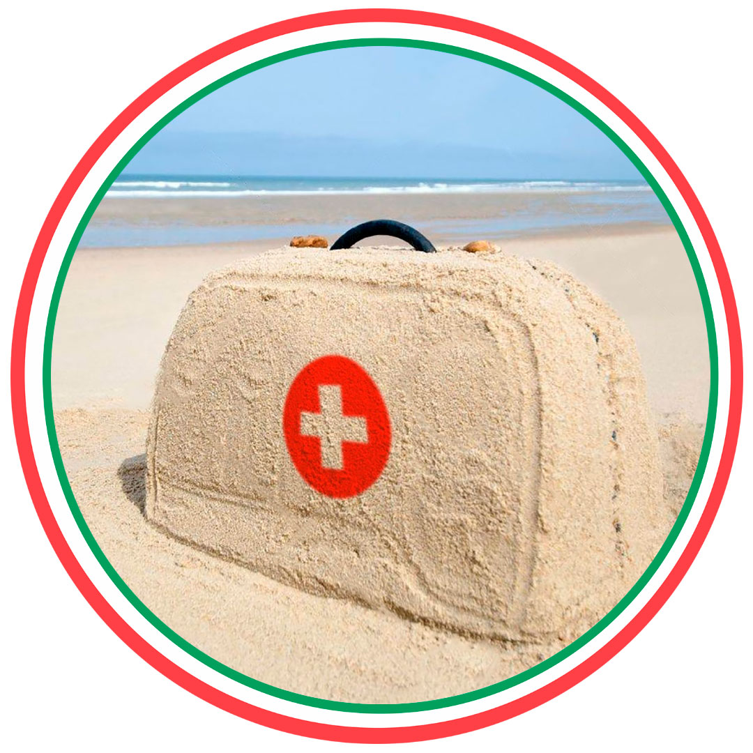 Что положить в аптечку в отпуск?